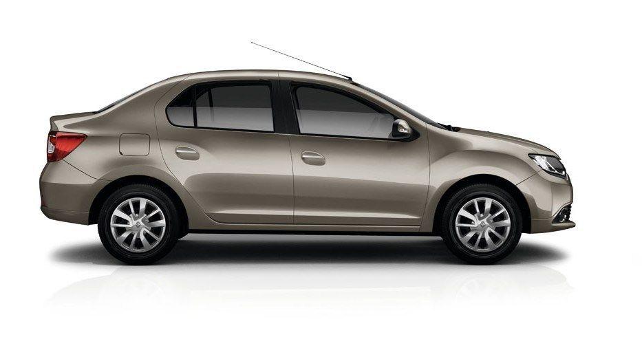 Renault Logan Side