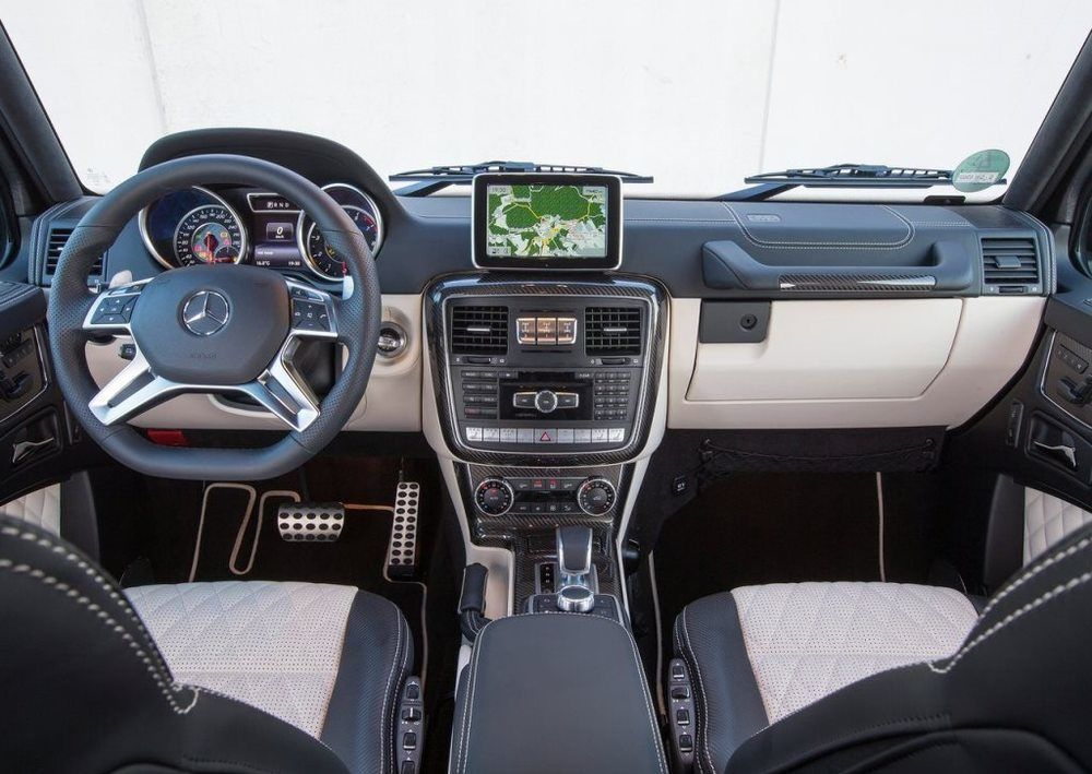 Mercedes Benz G Class 2018