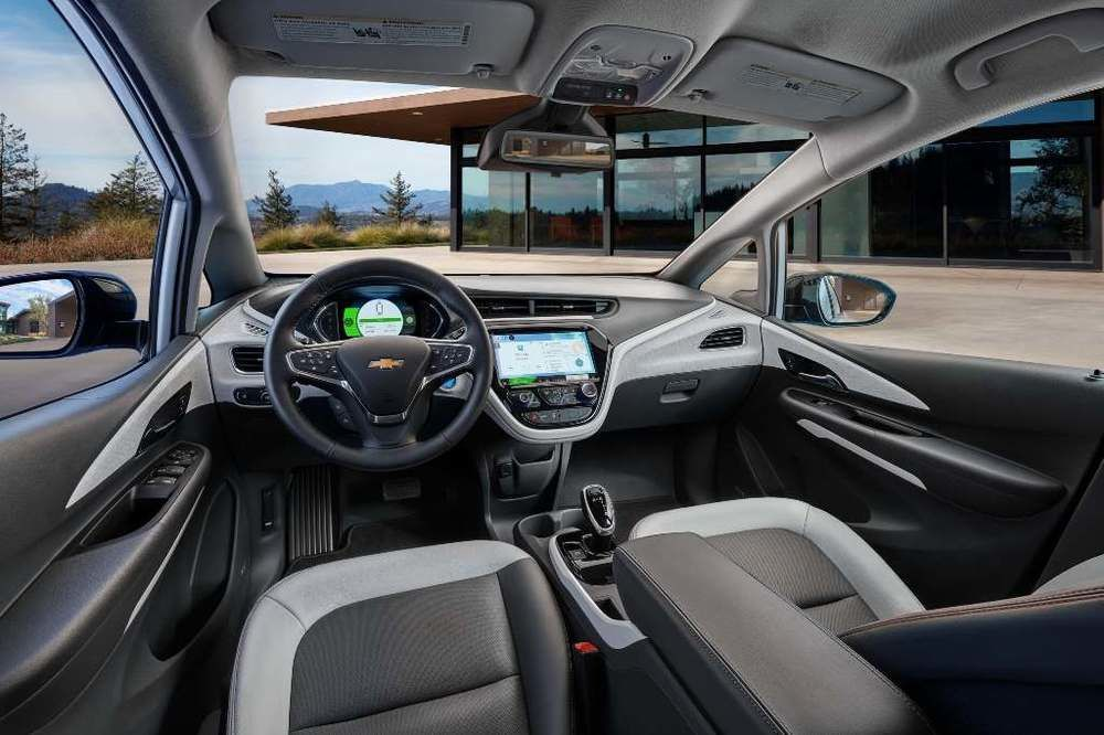 Chevrolet Bolt EV Interior