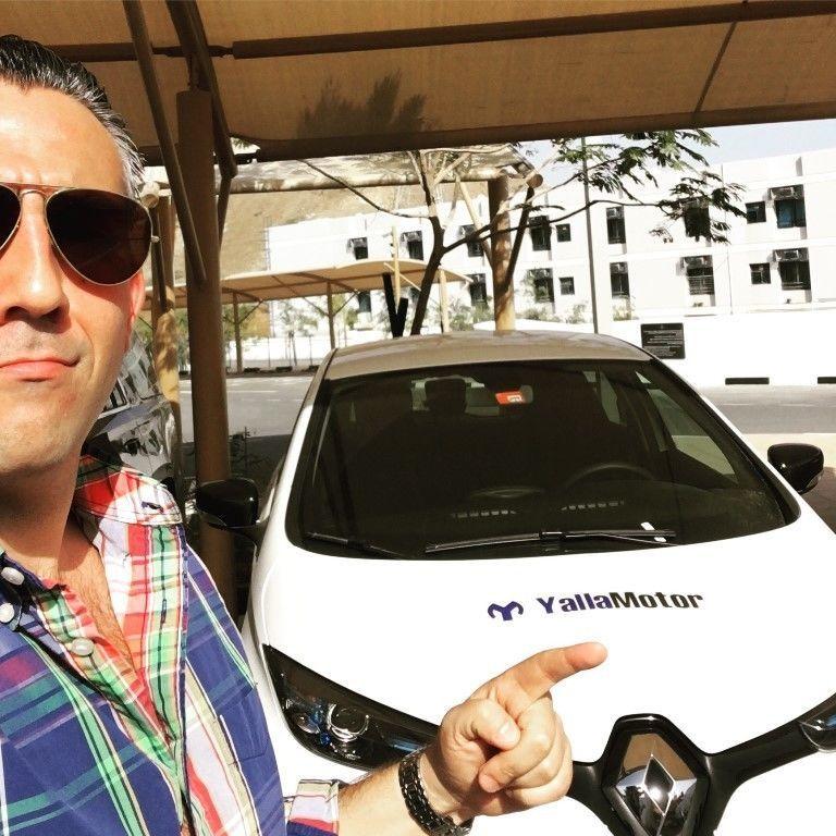 Global EVRT UAE