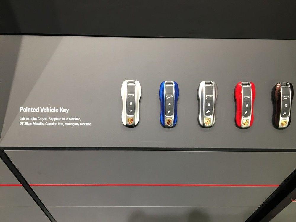 Porsche Keys