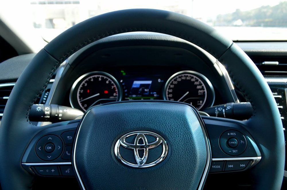 Toyota Camry 2018 Review