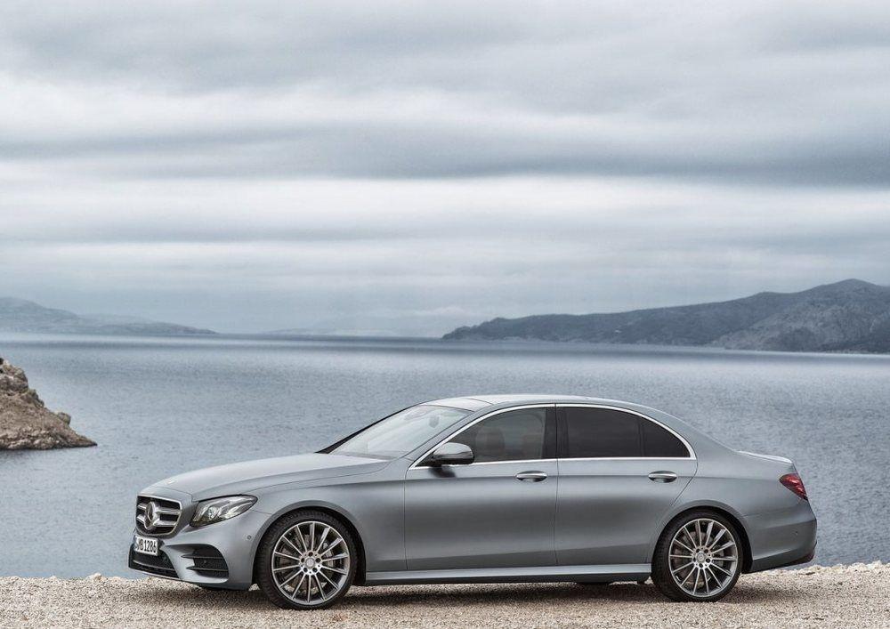 Mercedes Benz E Class 2018 Side