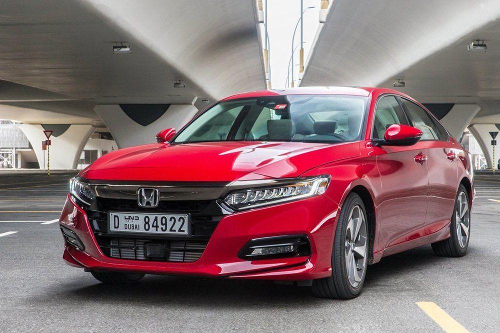 Honda Accord 2018 Front