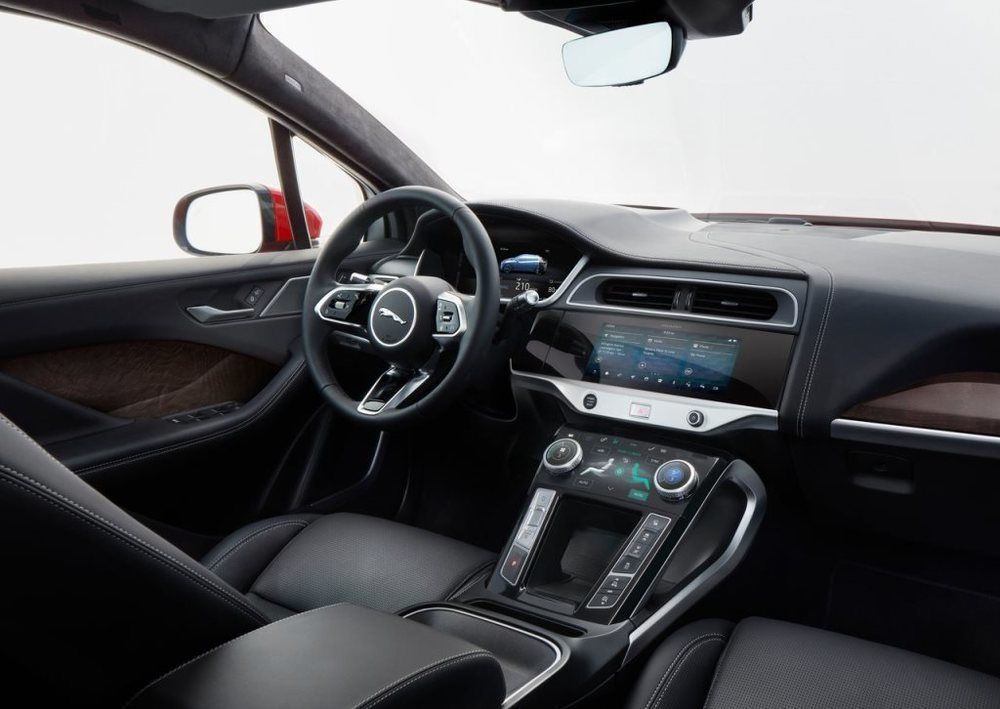 Jaguar I PACE 2018 Interior