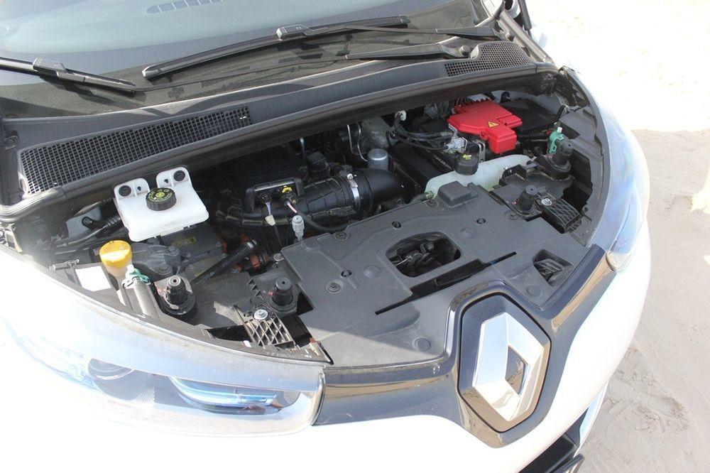 Renault Zoe Engine