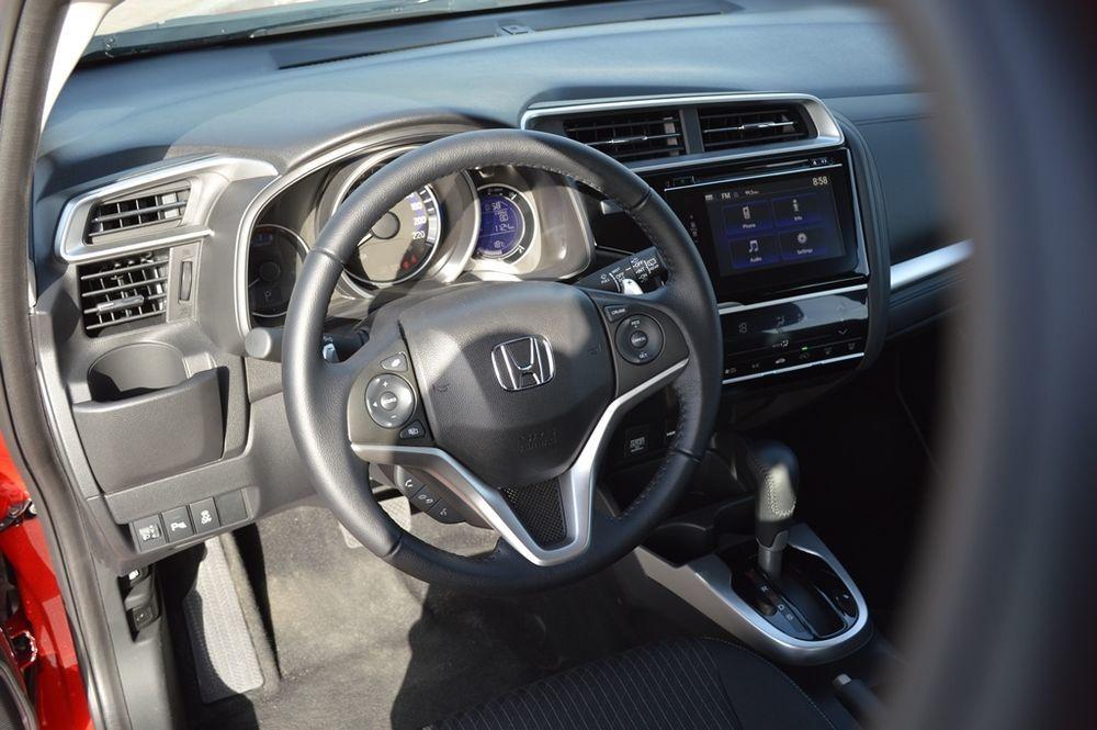 Honda Jazz 2018 Interior