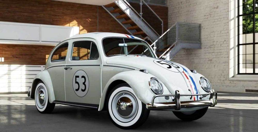 Volkswagen Beetle Herbie
