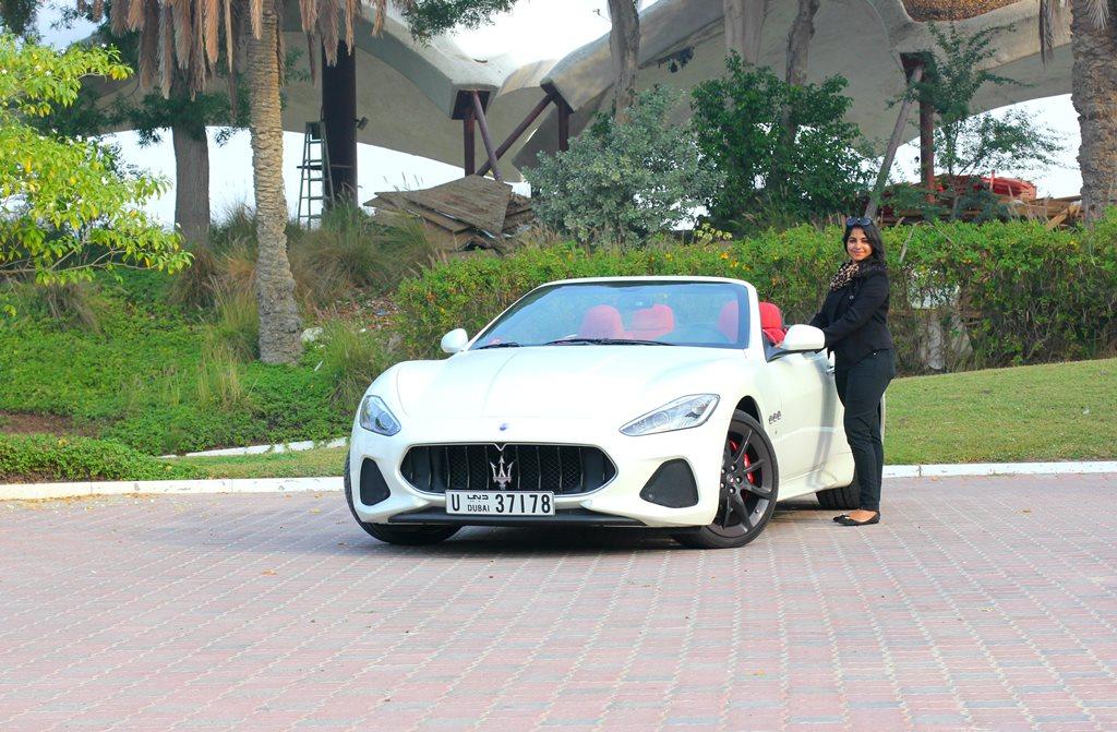 Maserati Grancabrio Sport 2018 Review Uae Yallamotor
