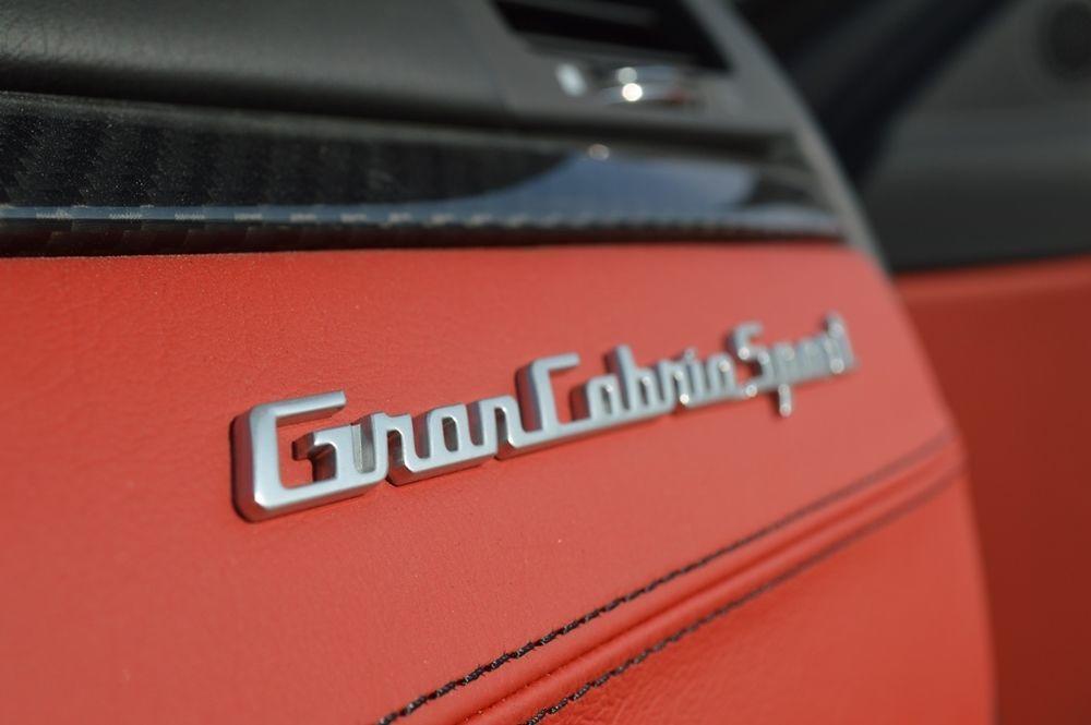Maserati GranCabrio 2018 Interior