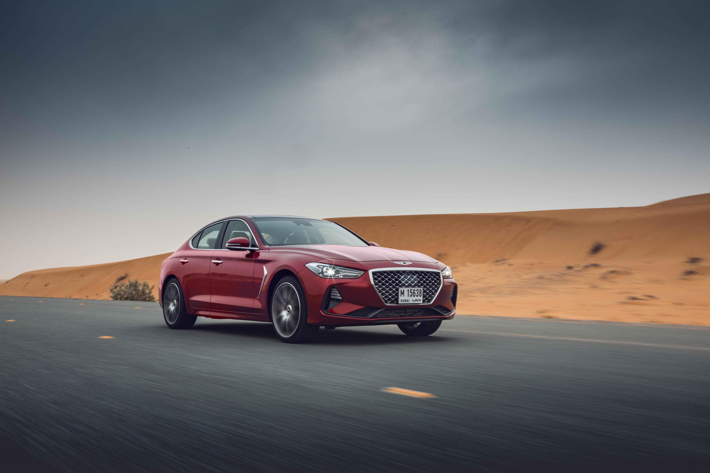 Genesis G70 2018 Launched In The Uae Bahrain Yallamotor