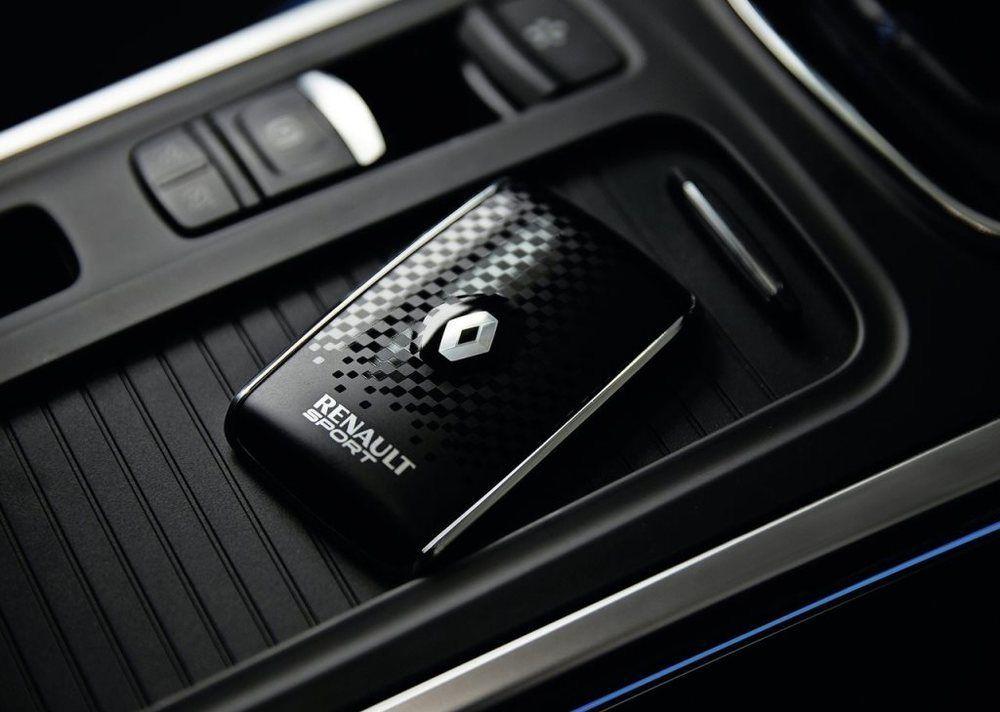 Renault Megane GT Key