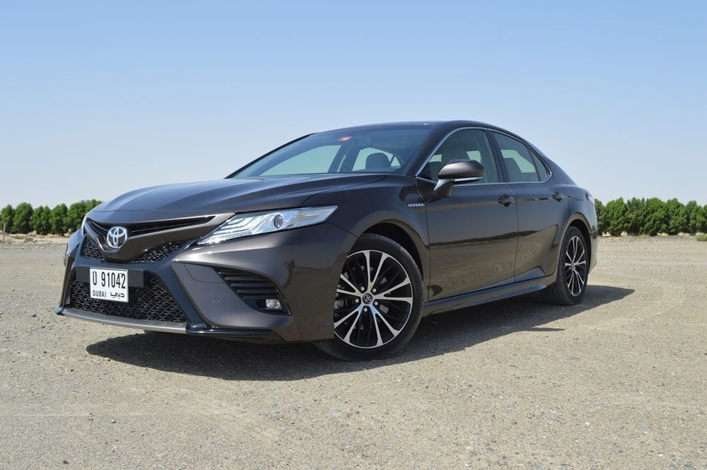 Toyota Camry 2018 Front