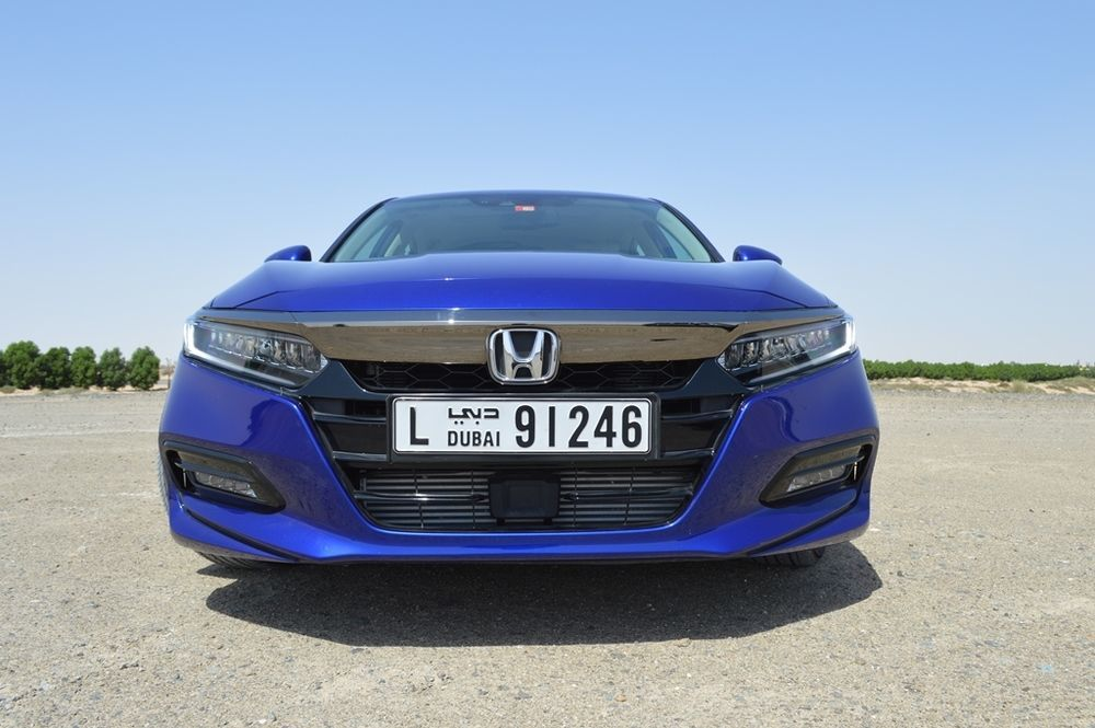 Honda Accord 2018 Front