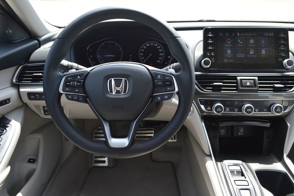 Honda Accord 2018 Interior