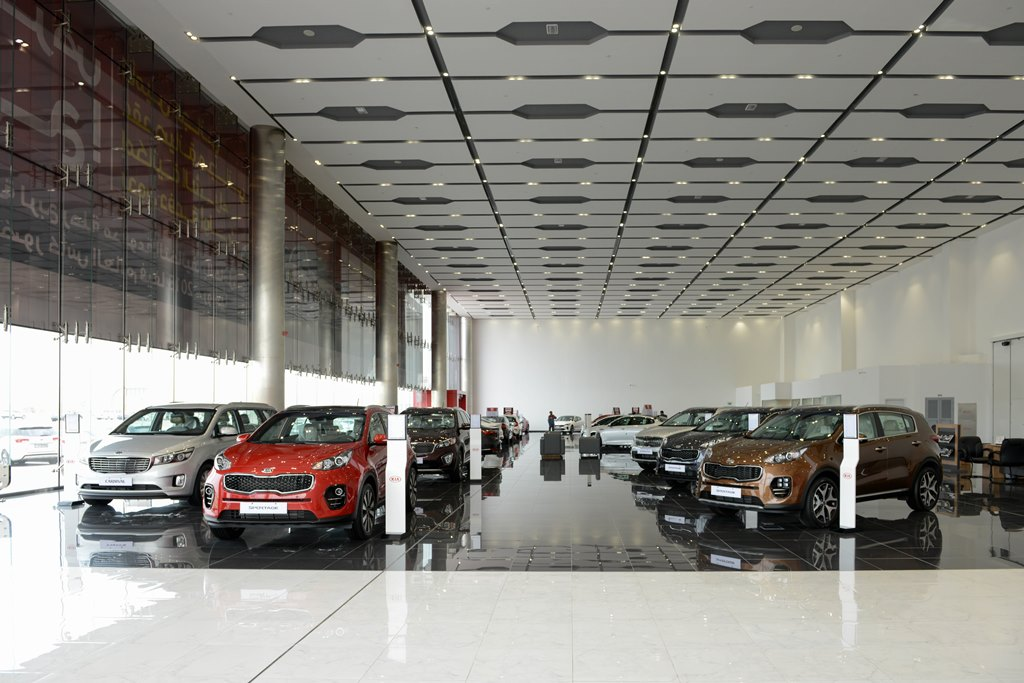Kia Motors Opens Largest Sales And Service Facility In The