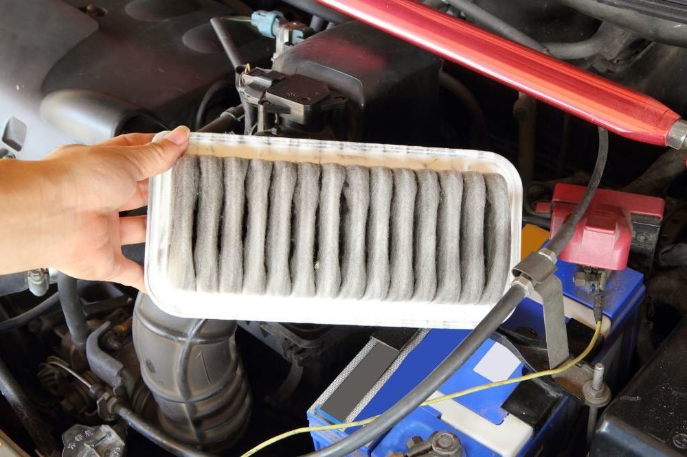 Car Filter - GCC vs American Specs