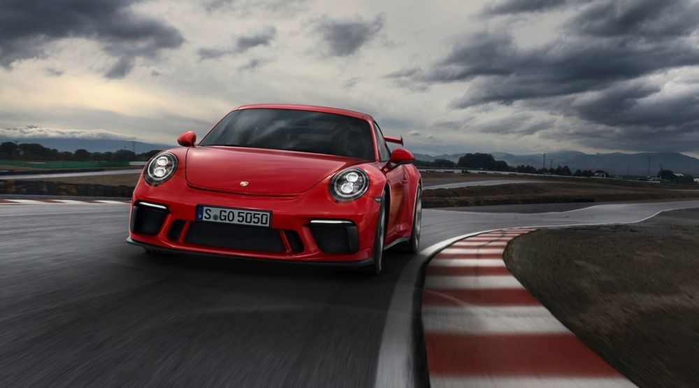 Porsche Ramadan Offer UAE