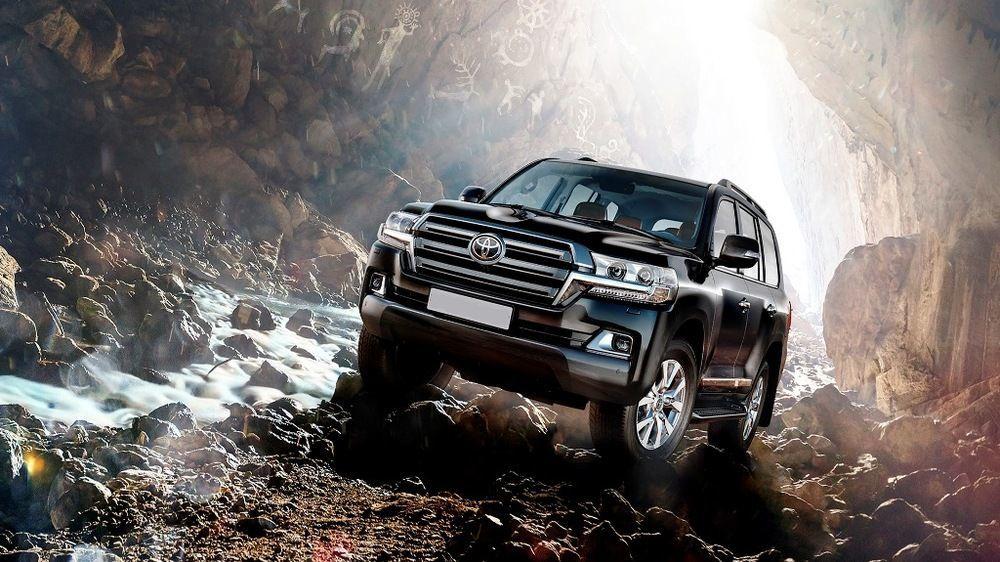 Toyota Ramadan Offer UAE