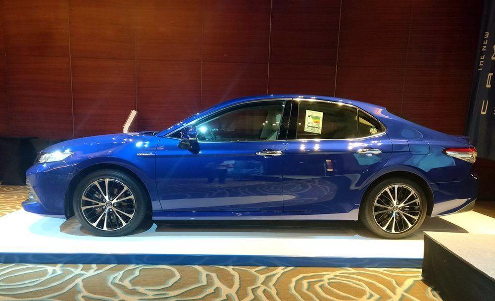 Toyota Camry 2018 Hybrid