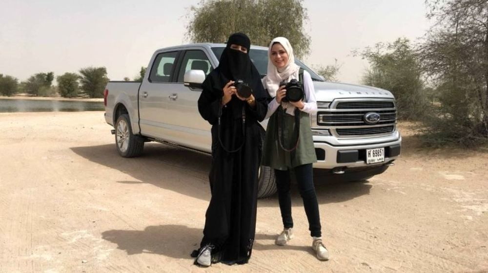 Saudi Female journalists