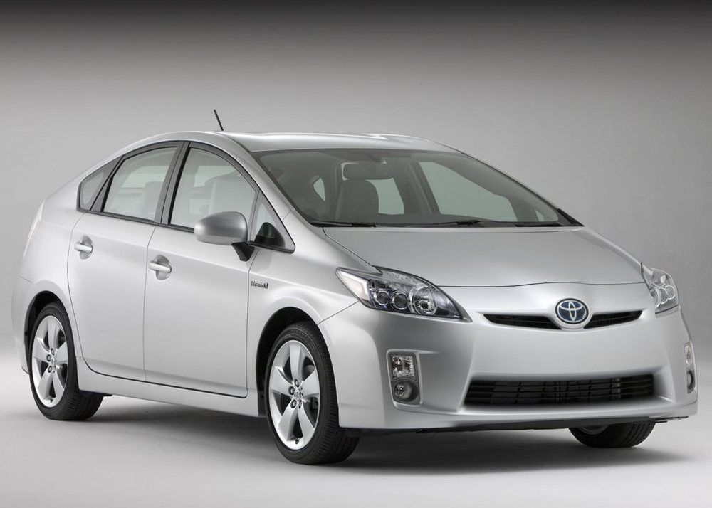 Toyota Prius front right