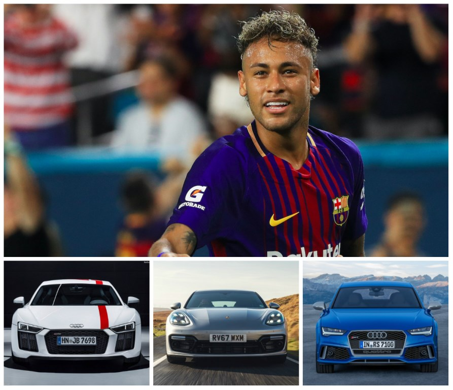 Bmw Van: The 5 Most Exciting Cars Neymar Owns