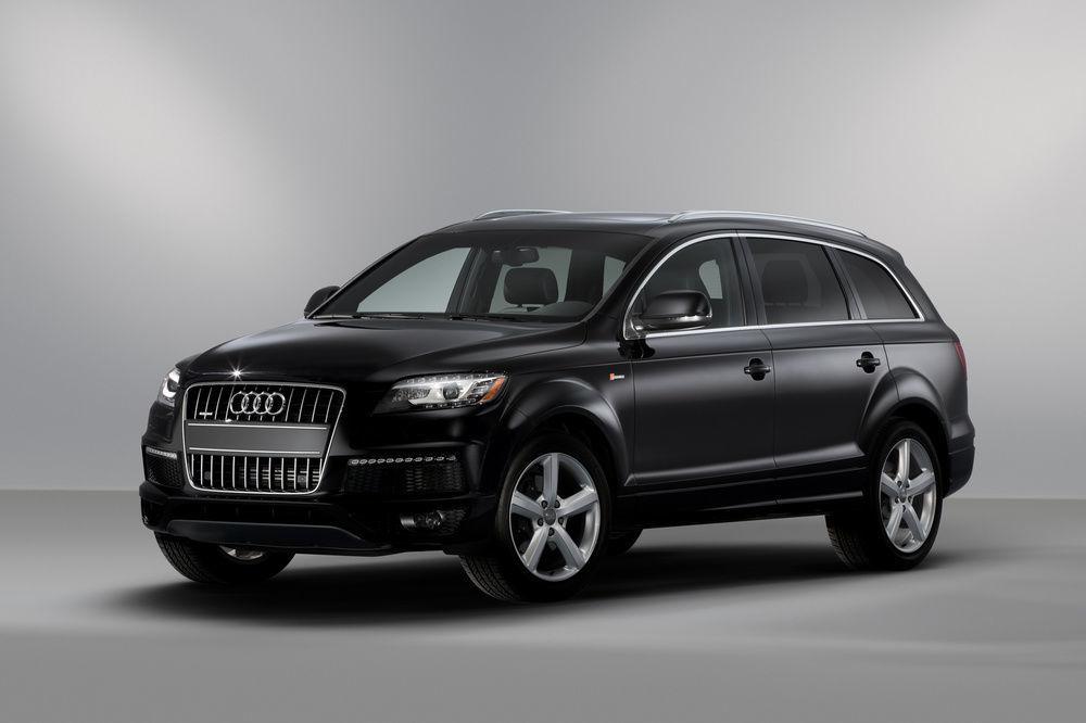 2014 Audi Q7 front left