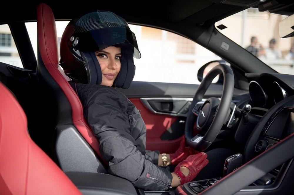 Aseel Al Hamad Saudi Racer