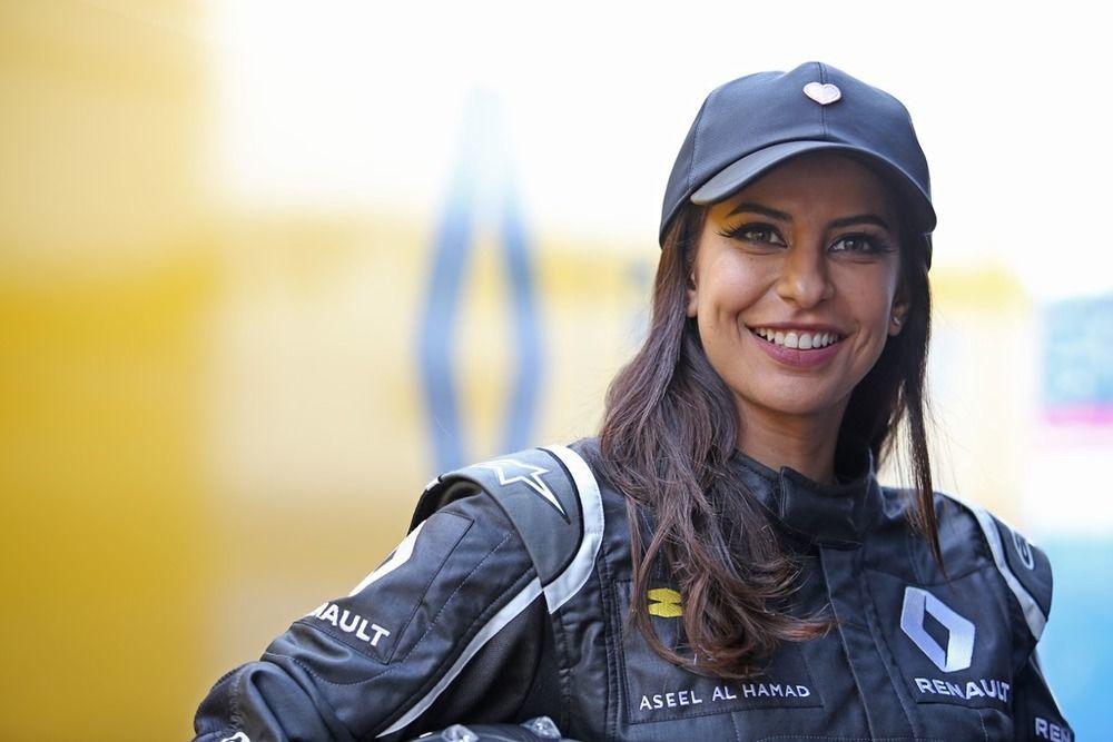 Aseel Al Hamed Renault F1