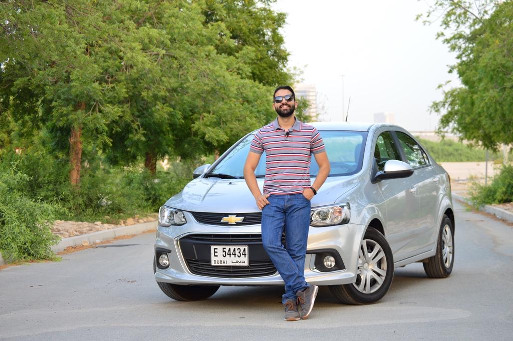 Chevrolet Aveo 2018 Review Qatar YallaMotor
