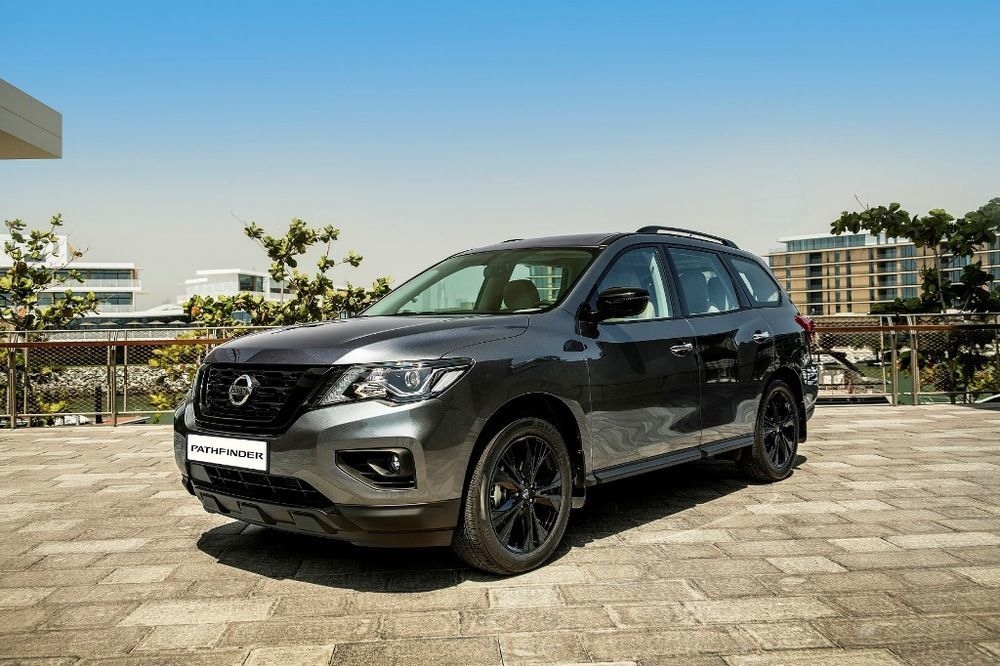 Nissan Pathfinder Midnight Edition