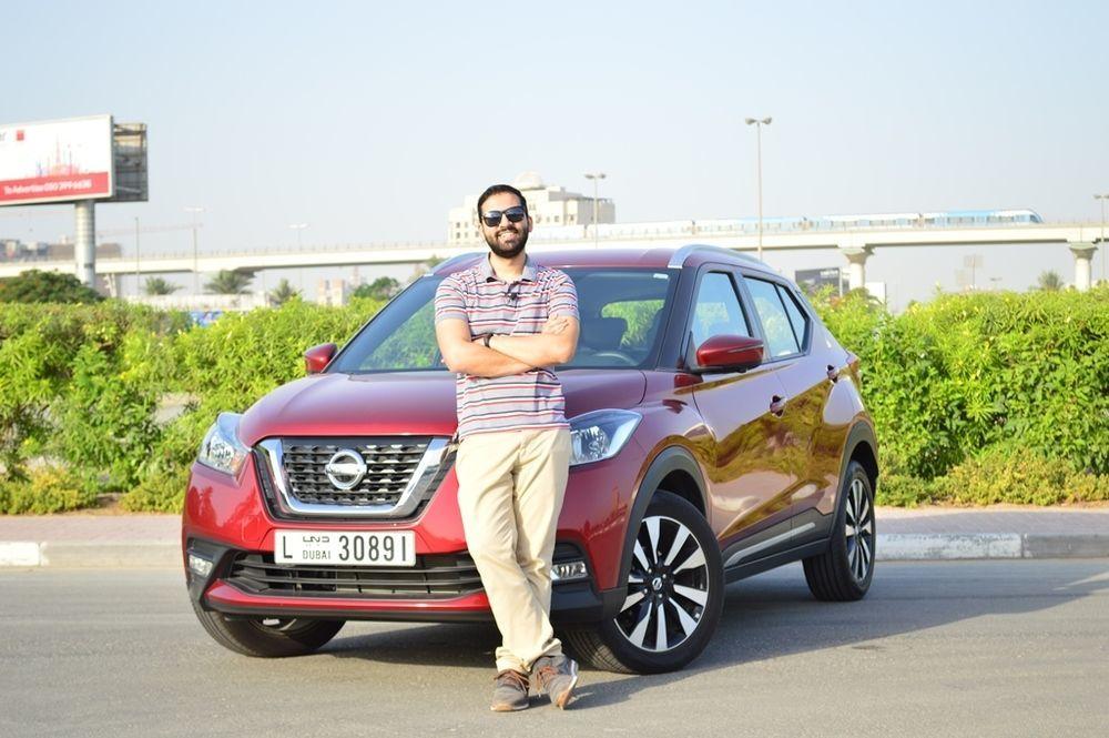 Nissan Kicks 2018 Front