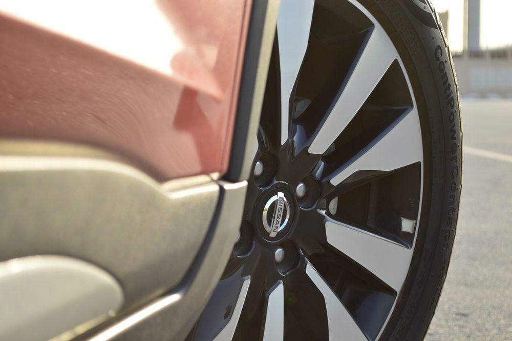 Nissan Kicks 2018 Wheels