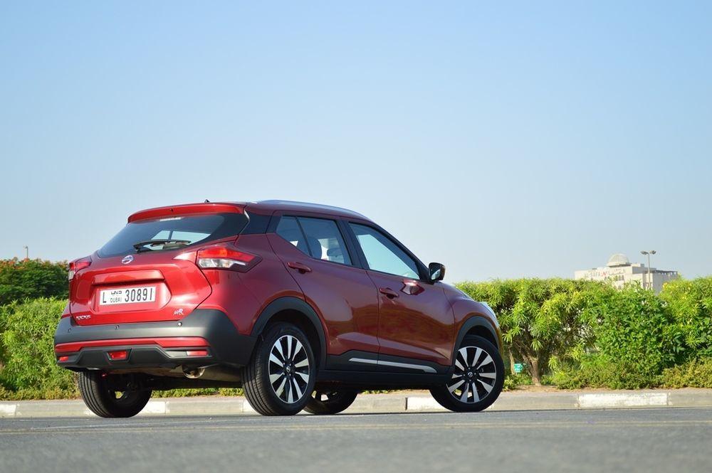 Nissan Kicks 2018 Rear