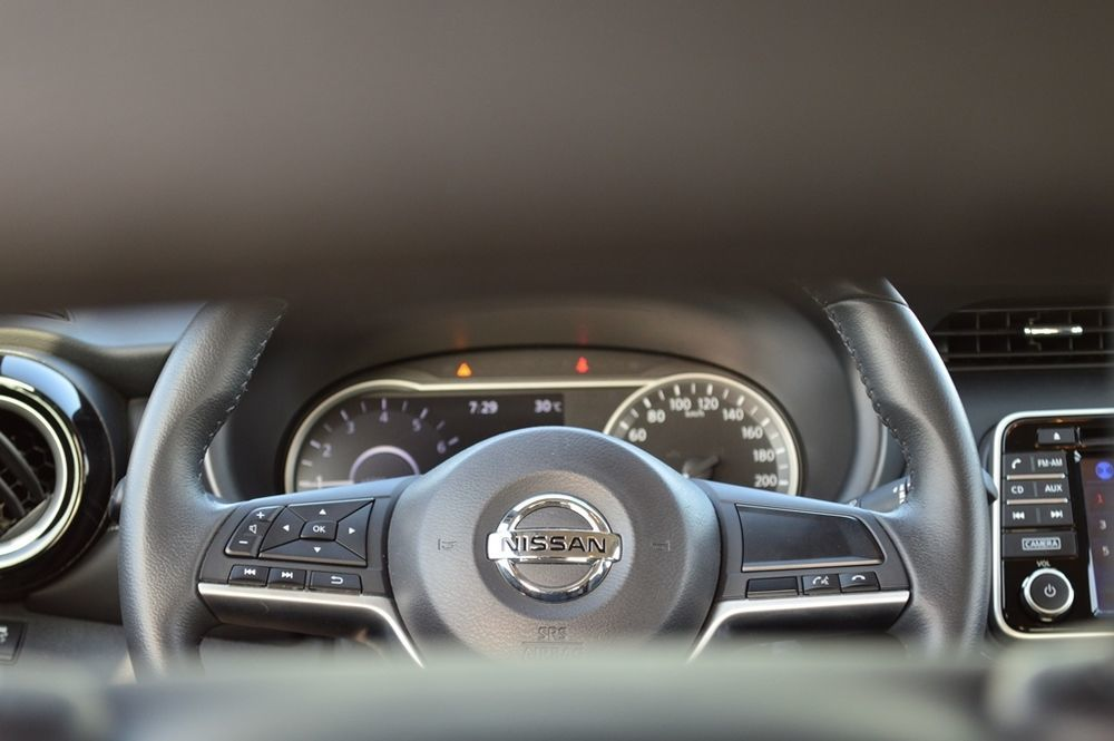 Nissan Kicks 2018 Interior