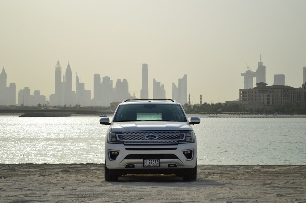 Ford Expedition 2018 Front