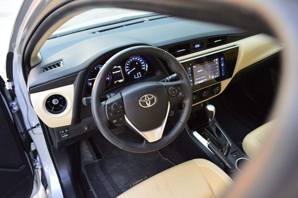 toyota corolla sport 2018 review uae yallamotor. Black Bedroom Furniture Sets. Home Design Ideas