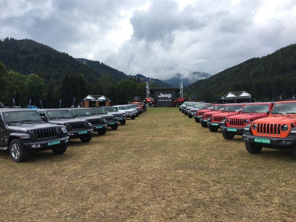 Jeep Wrangler 2019 Test Drive