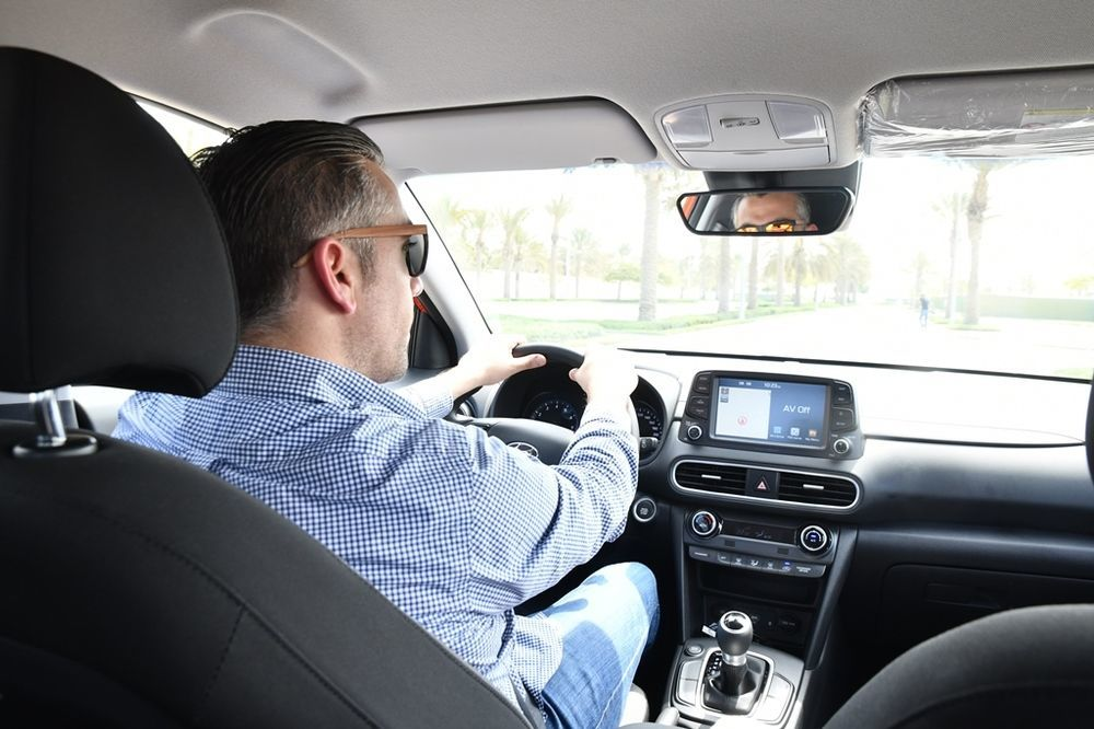 Hyundai Kona 2019 Interior