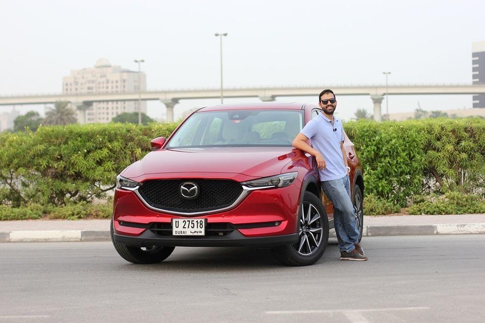 Mazda CX 5 2018