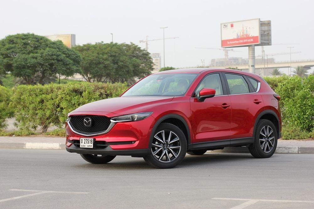 Mazda CX 5 2018 Side