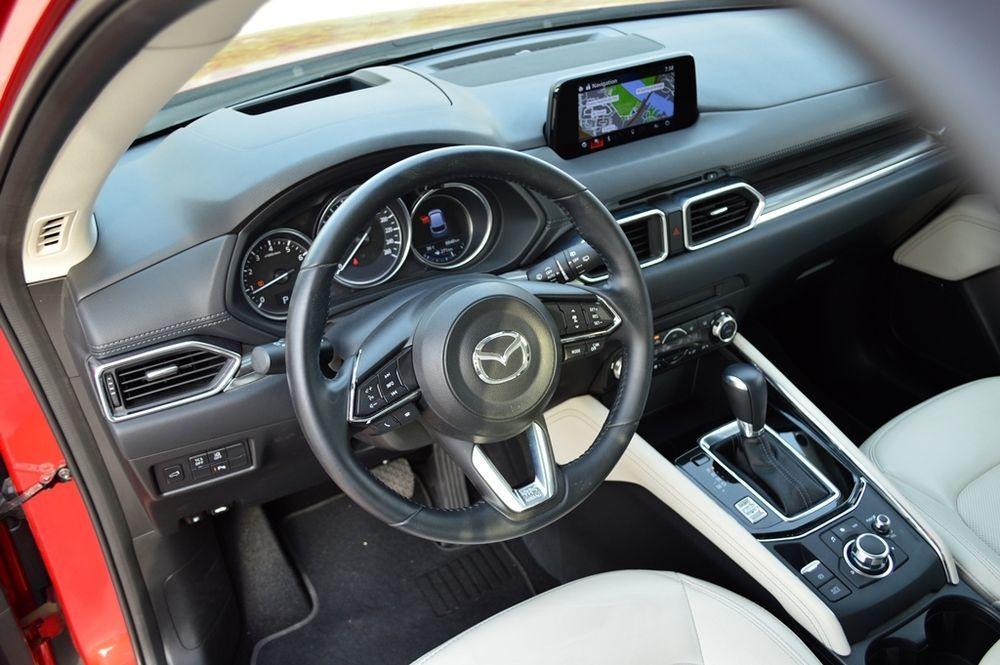 Mazda CX 5 2018 Interior