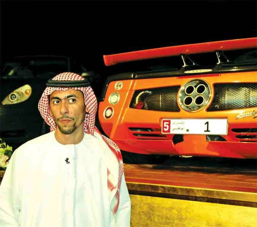 The Most Expensive Number Plates Sold In Uae Uae Yallamotor