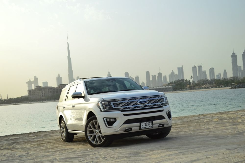 Mohamed Yousuf Naghi Motors named second Ford distributor in