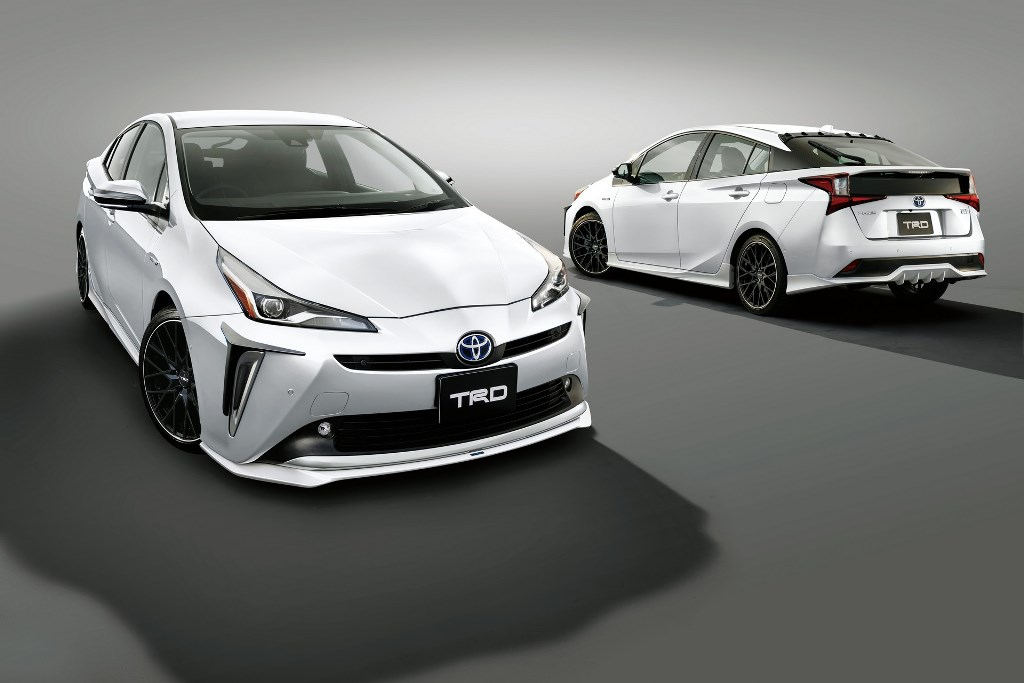 Toyota Racing Development Works Its Magic On The Prius
