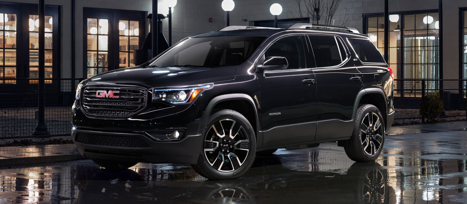 Nissan Certified Pre Owned >> A quick look at the GMC Acadia 2019 | Qatar - YallaMotor