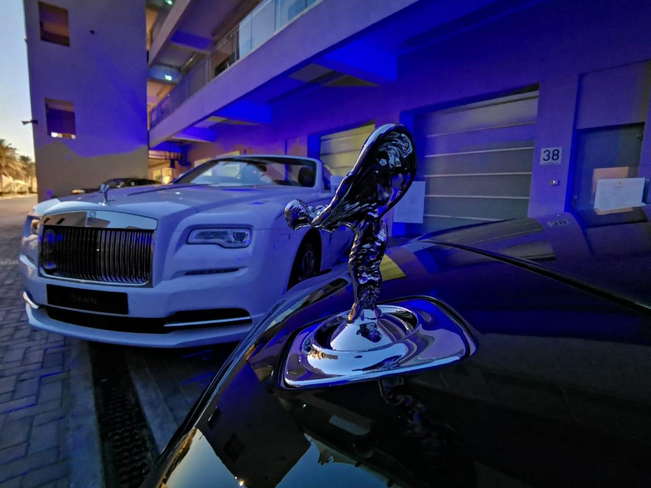 Rolls Royce Black Badge Experience In Abu Dhabi Saudi Arabia Yallamotor