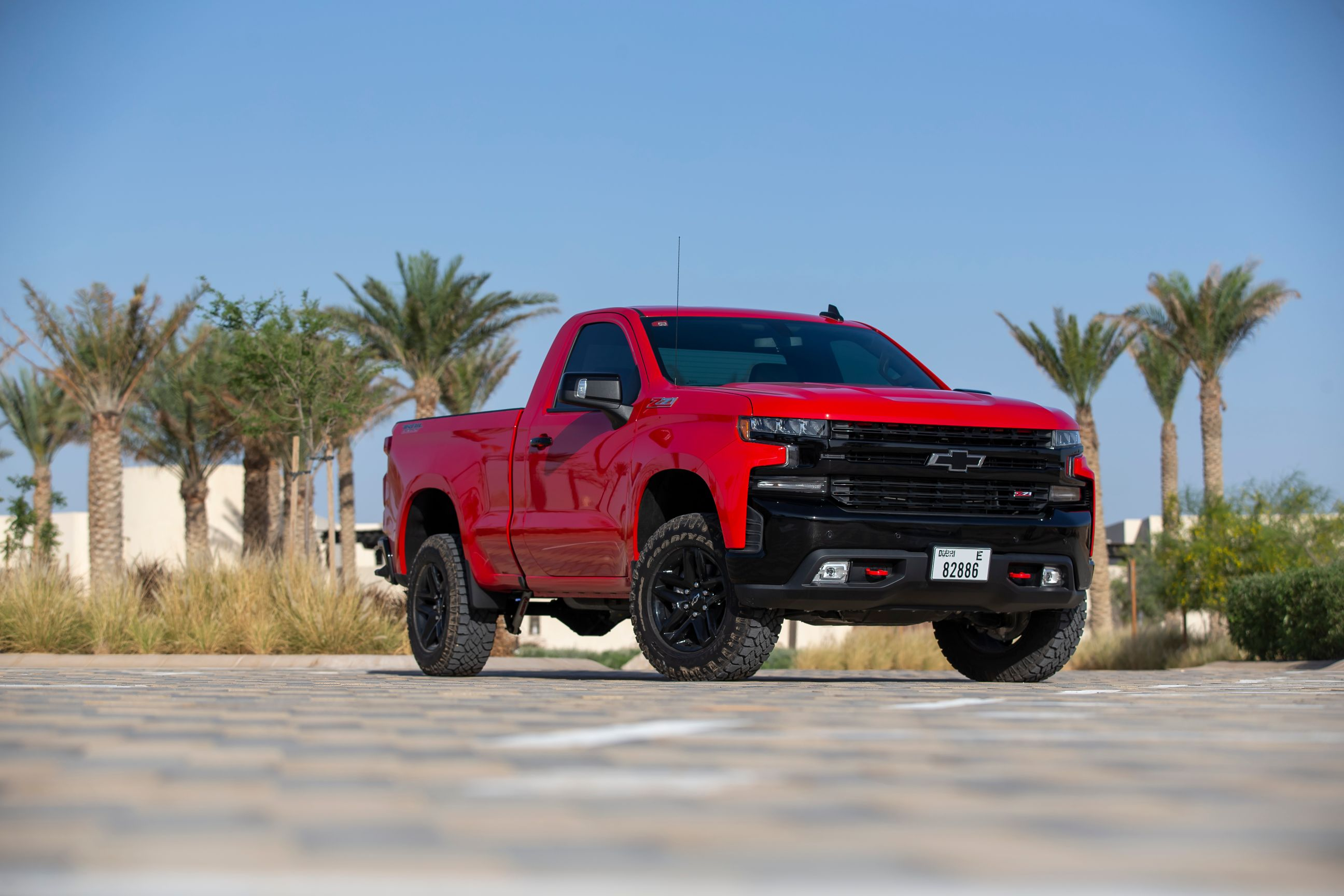 Certified Pre Owned Mercedes >> 2019 Chevrolet Silverado launched in the UAE | Egypt - YallaMotor