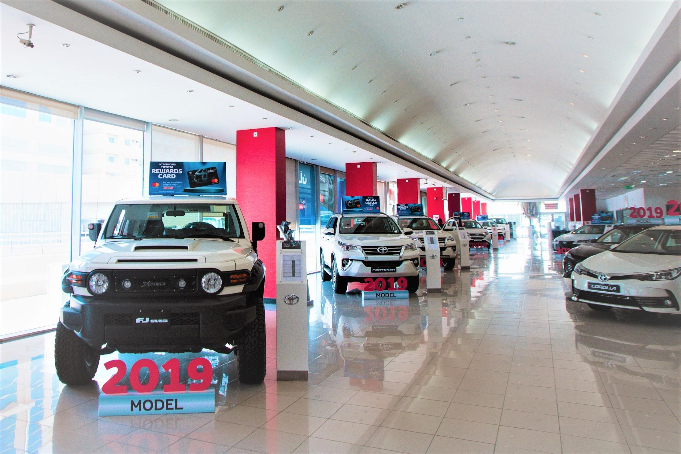 Al Futtaim Toyota Opens New 3s Facility In Sharjah Uae Yallamotor